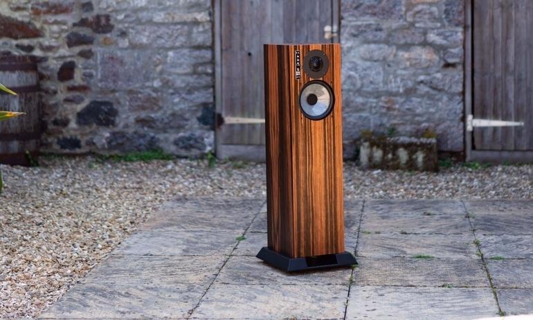 Graham Audio sẽ ra mắt mẫu loa cột LS5/9f tại NWAS 2019
