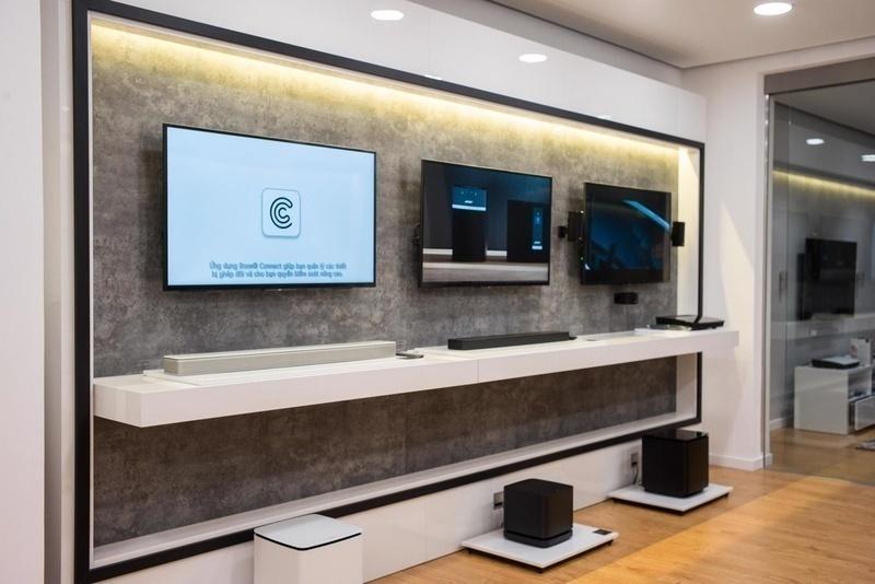 Bose khai trương cửa hàng  thứ hai tại Hà Nội