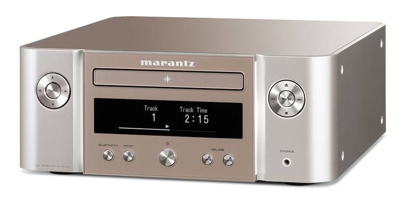 Marantz giới thiệu ampli nghe nhạc all-in-one Melody M-CR412