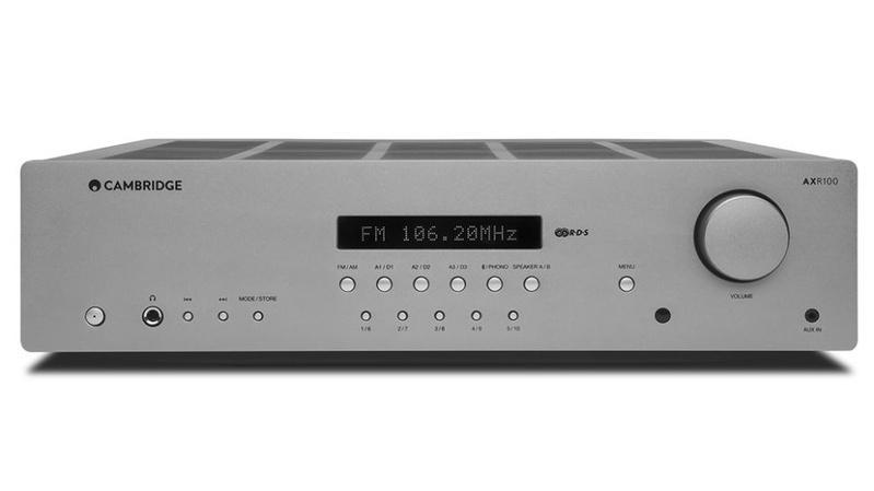 Cambridge Audio ra mắt loạt sản phẩm mới thuộc AX Series