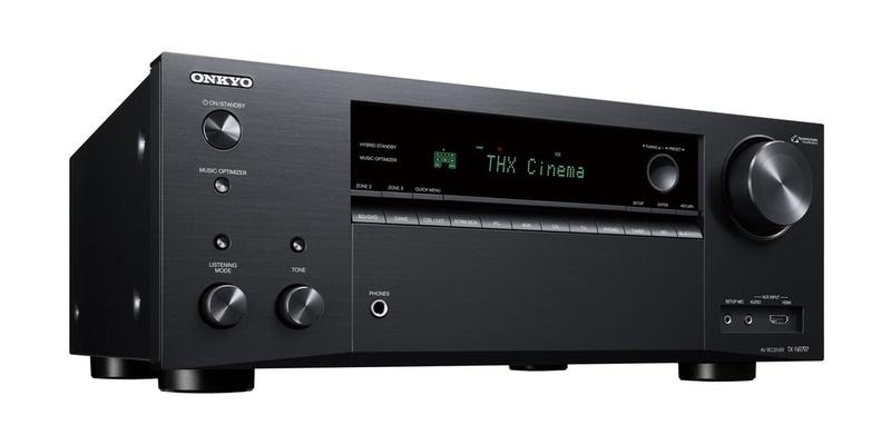 Onkyo phát hành AV receiver 9.2 kênh TX-NR797