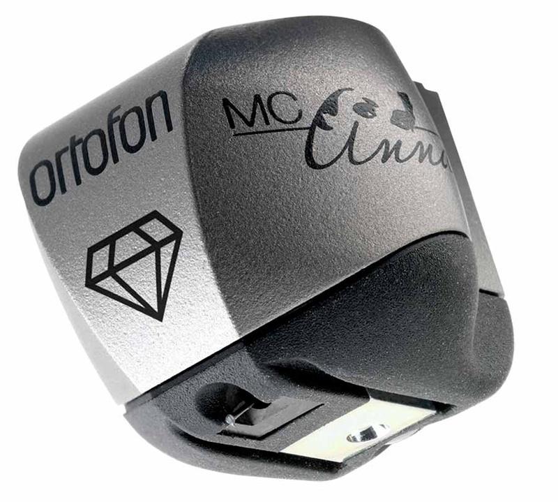 Ortofon trình làng kim phono đầu bảng mang tên MC Anna Diamond