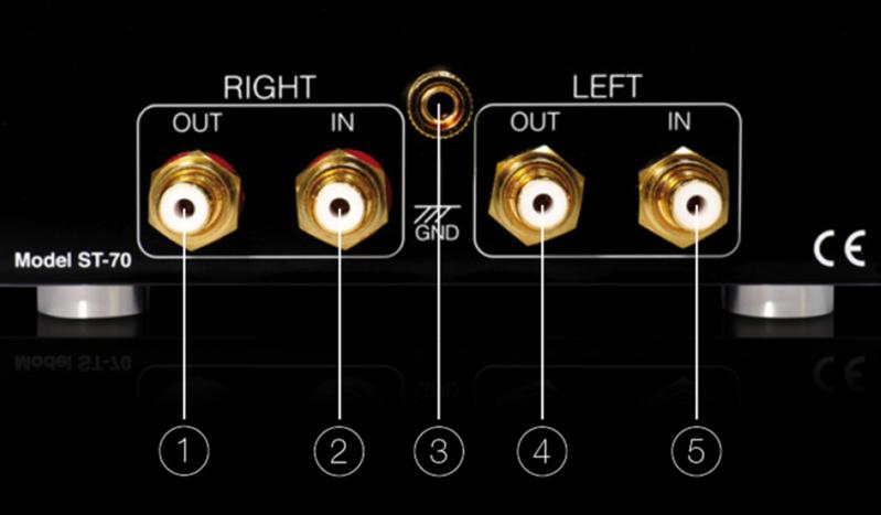 Ortofon trình làng biến áp step-up ST-70 MC dành cho mâm đĩa than