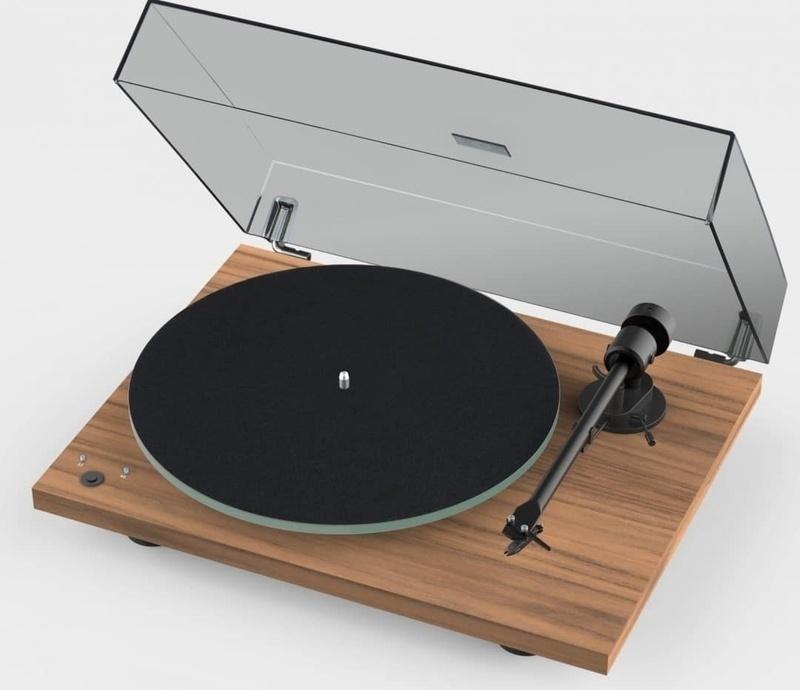 Pro-Ject công bố dòng sản phẩm T-Line với mâm đĩa than T1