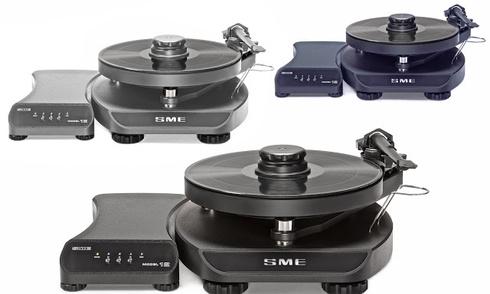SME ra mắt mâm đĩa than Model 12A dành cho người nhập môn hi-end