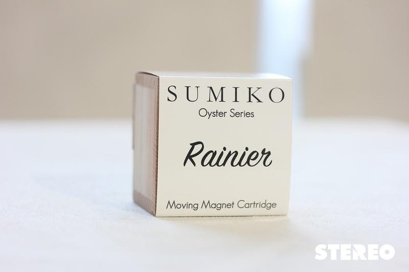 Tìm hiểu những đầu kim đĩa than cao cấp dòng Oyster Series của Sumiko (Phần 1): Rainier