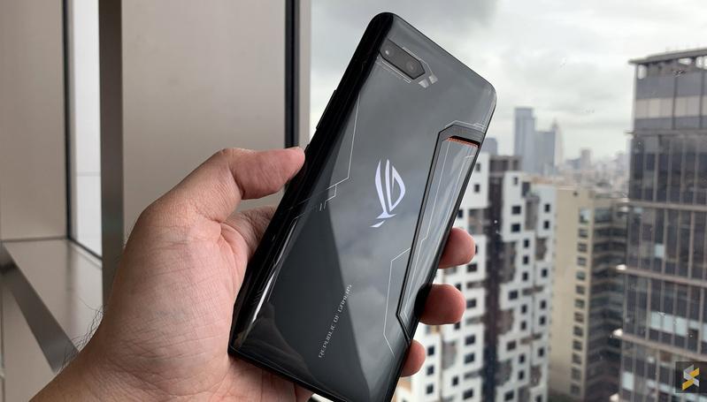 Asus ROG giới thiệu siêu phẩm gaming smartphone ROG Phone II