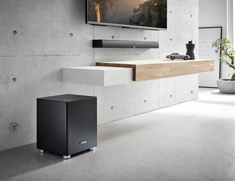 Canton ra mắt hệ thống soundbar thông minh Smart Soundbar 9