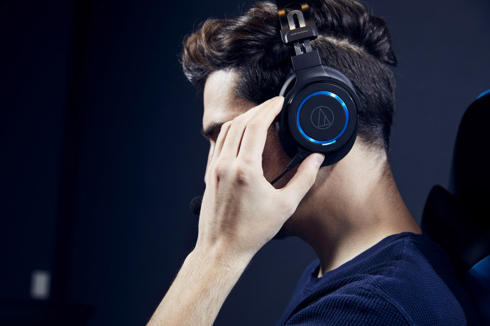 Audio-Technica trình làng dòng tai nghe gaming G1, gồm cả có dây và không dây