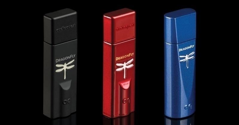 AudioQuest ra mắt bộ giải mã siêu nhỏ gọn DragonFly Cobalt DAC