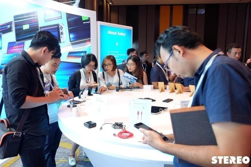 Anker Innovations tổ chức họp báo