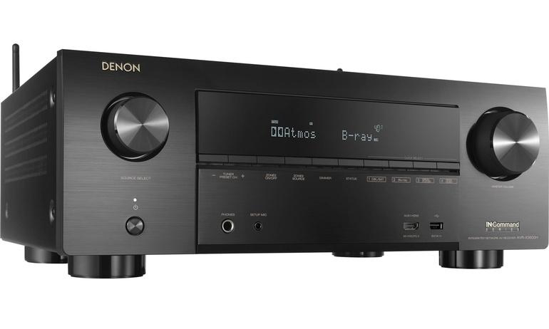 Denon công bố AV receiver AVR-X3600H: 9.2 kênh, hỗ trợ IMAX Enhanced