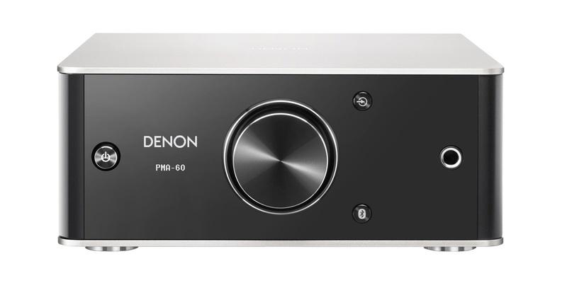 Denon PMA-60: Chiếc ampli nhỏ gọn dành cho nhạc số và nhạc không dây