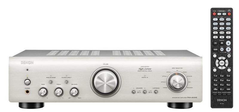 Denon PMA-800NE: Hình mẫu chuẩn mực của ampli nghe nhạc phân khúc bình dân