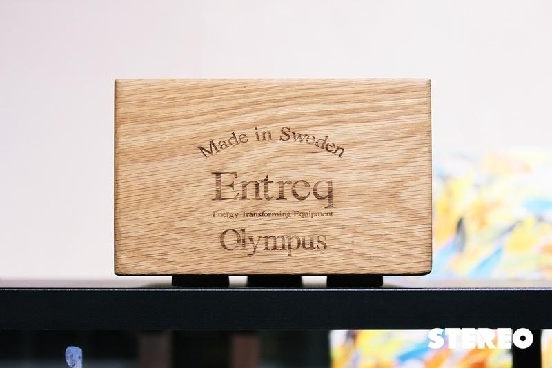 Entreq Olympus - Everest  - Eartha Apollo: Tiếp địa thụ động cho dàn máy hi-end