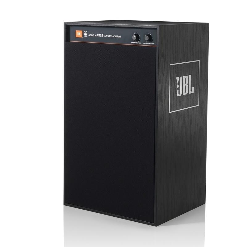 Loa monitor JBL 4312 SE: Chặng đường hi-end 70 năm của thương hiệu hàng đầu thế giới