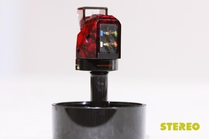 Đầu kim đĩa than Ortofon Rondo Red: Lựa chọn chất lượng cho hệ thống analog phổ thông