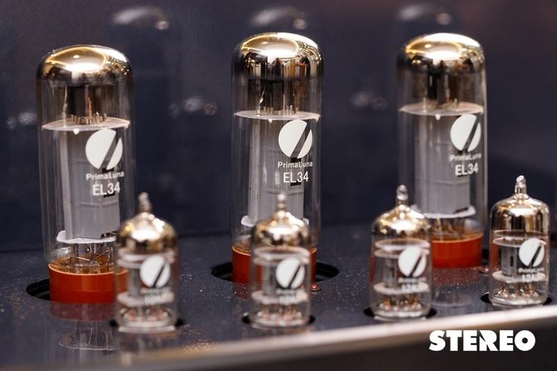 PrimaLuna Evo 300: Khẳng định giá trị dòng ampli đèn trứ danh
