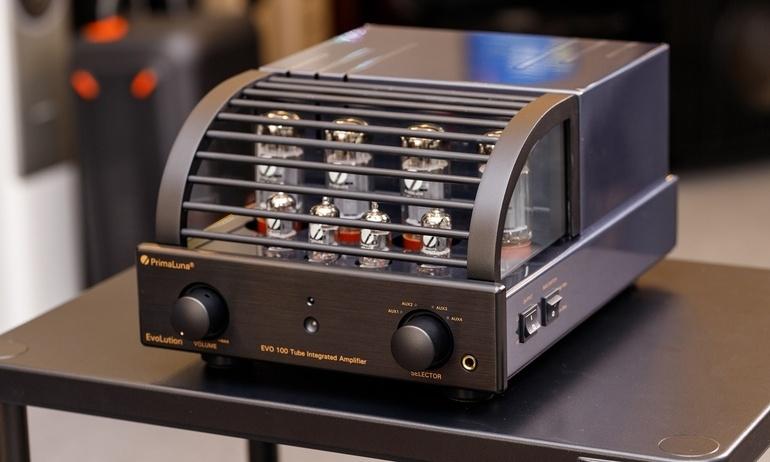 Ampli đèn tích hợp PrimaLuna Evo 100: Nhỏ nhắn, mạnh mẽ nhưng đầy quyến rũ