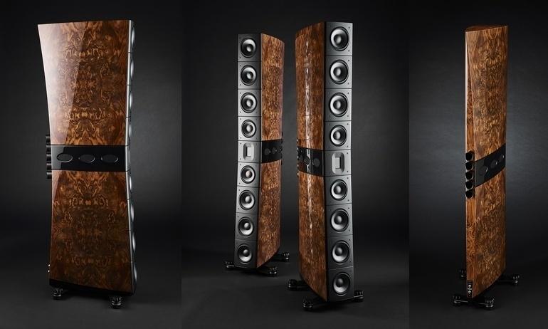 Raidho Acoustics hợp tác cùng Nordost trong việc sản xuất loa