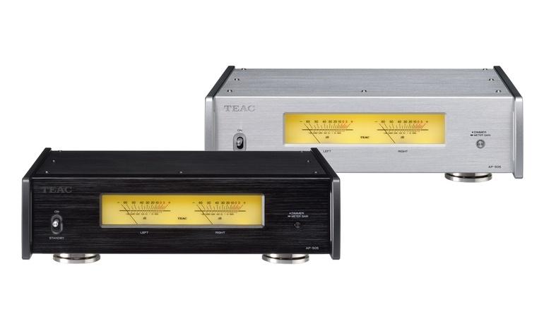 TEAC chính thức phát hành ampli công suất AP-505