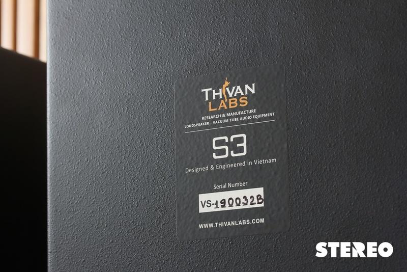 Thivanlabs S3: Loa nhỏ của người Việt