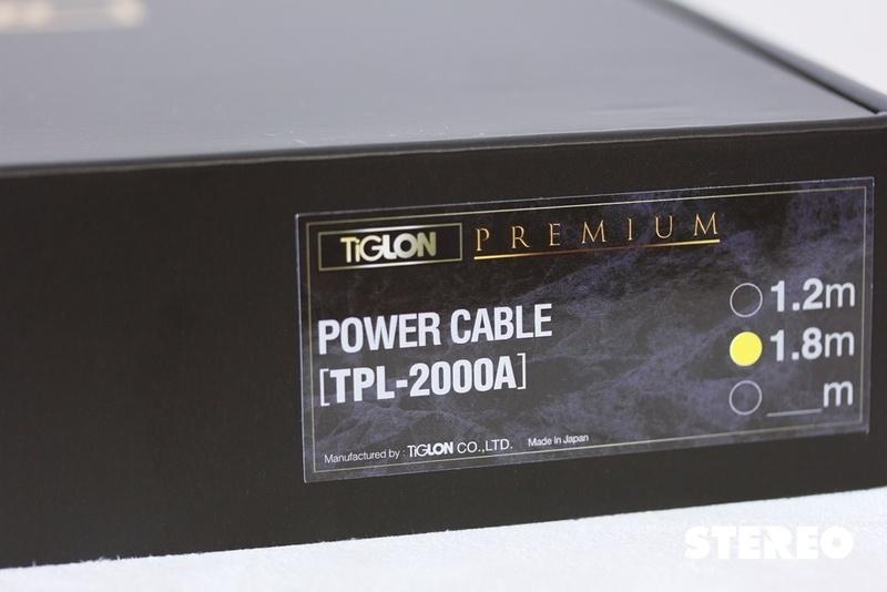 Tiglon TPL - 2000 A: Cáp nguồn hi-end với thiết kế thượng hạng