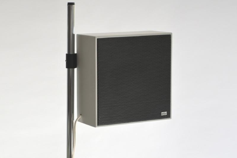 Thương hiệu Braun Audio hồi sinh cùng với phiên bản mới của loa 1959