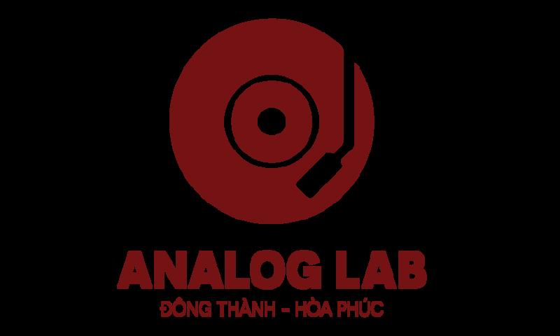 Analog Lab: Kênh bán lẻ thiết bị âm thanh analog mới từ Đông Thành - Hòa Phúc