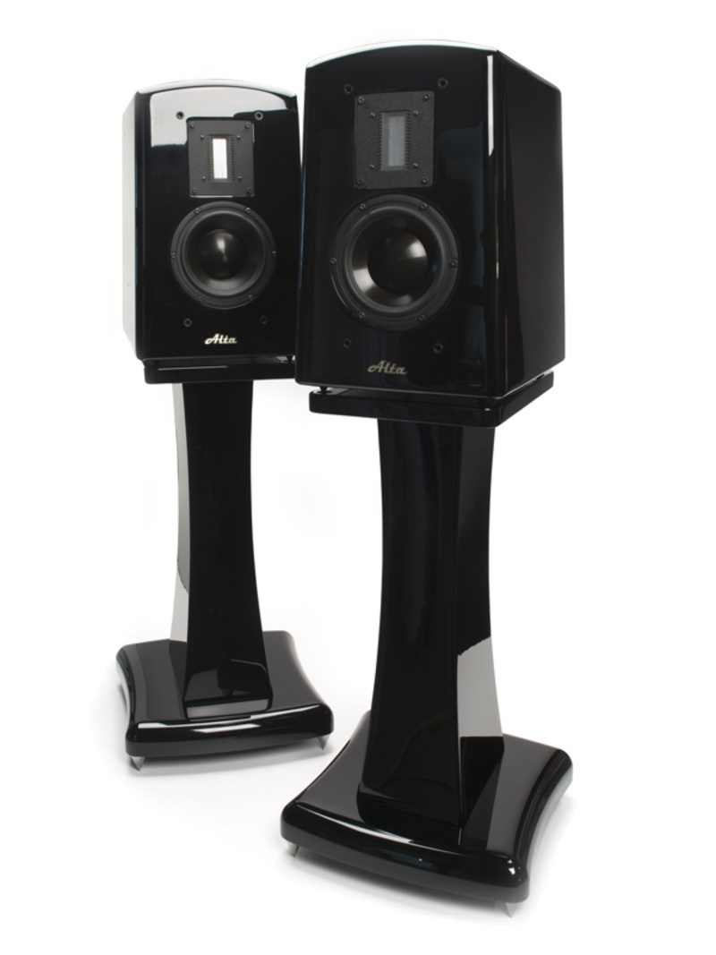 Alta Audio trình làng mẫu loa bookshelf hi-end Celesta FRM-2