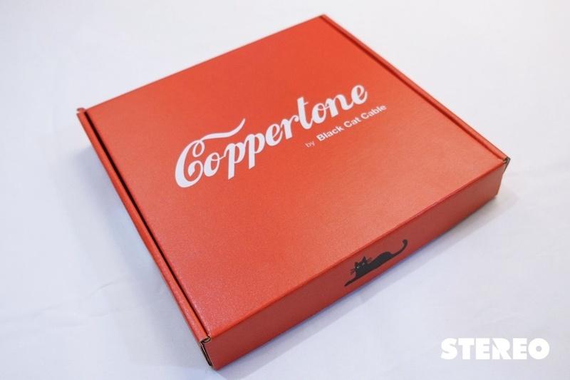 Giới thiệu dòng dây mới nhất của Black Cat Cable COPPERTONE