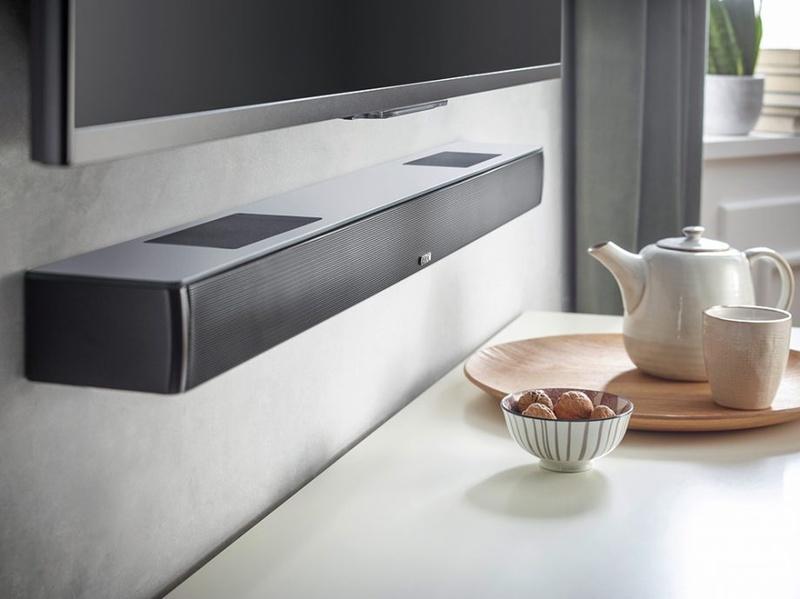 Canton trình làng loa soundbar đầu bảng Smart Soundbar 10, hỗ trợ Dolby Atmos và Chromecast