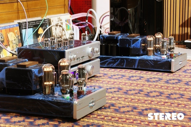 Cary Audio Design SLP 05 - 211 FE: Dàn ampli bóng đèn khổng lồ khắc chế loa lớn