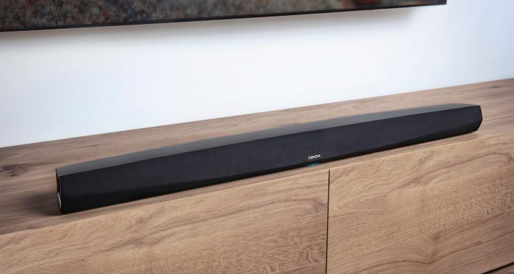 Denon bổ sung bộ đôi loa soundbar mới, hỗ trợ nền tảng đa phòng HEOS