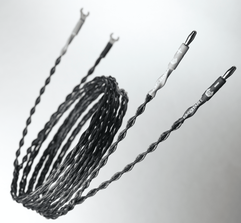 Kimber Kable phát hành dây loa và dây tín hiệu cao cấp dòng Carbon Series
