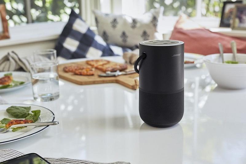 Bose ra mắt loa 360 độ Portable Home Speaker