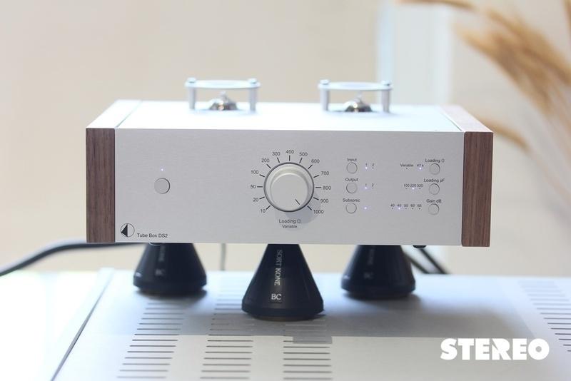 Trải nghiệm phono đèn Pro-Ject Tube Box DS2