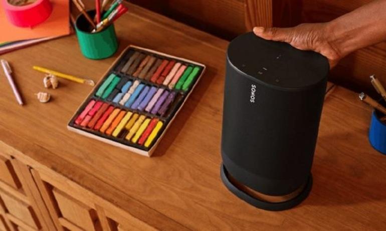 Sonos Move: Mẫu loa Bluetooth đầu tiên đến từ hãng loa thông minh Sonos