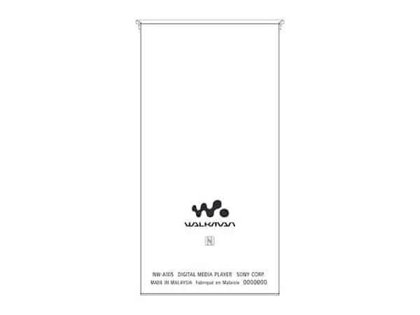 Hé lộ máy nghe nhạc Walkman NW-A100 mới của Sony, trang bị Wi-Fi và Bluetooth 5.0