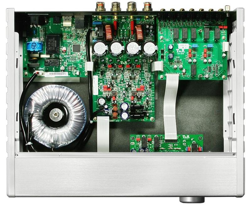 Ampli tích hợp T+A PA 1000 E: Bộ khuếch đại mạnh mẽ dành cho những đôi loa cao cấp