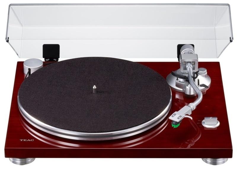 TEAC chính thức phát hành mâm đĩa than TN-3B với nhiều tính năng thú vị