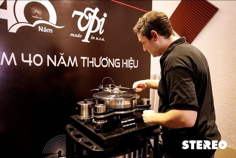 VPI chính thức ra mắt loạt mâm đĩa than 2019 tại Việt Nam