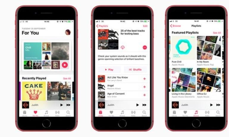 Apple bổ sung mục nhạc số chất lượng cao Apple Digital Masters cho dịch vụ nghe nhạc trực tuyến