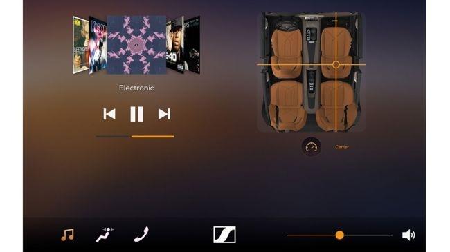 Sennheiser hợp tác cùng Karma Automotive mang công nghệ âm thanh Ambeo lên xe hơi