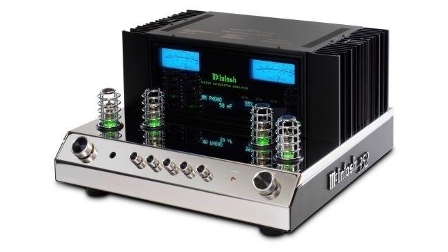 McIntosh ra mắt MA352: Phiên bản nâng cấp của ampli tích hợp MA252