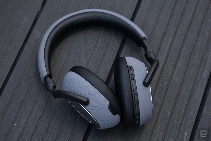 Bowers & Wilkins giới thiệu tai nghe không dây đầu bảng PX7