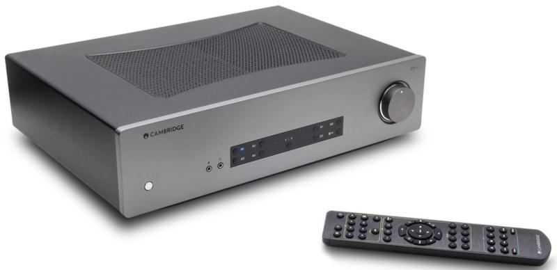 Cambridge Audio tung ra loạt ampli tích hợp thế hệ mới CXA61 & CXA81