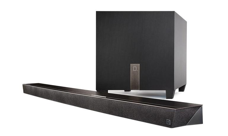 Definitive Technology giới thiệu hệ thống loa soundbar Studio Slim, có khả năng phát trực tuyến