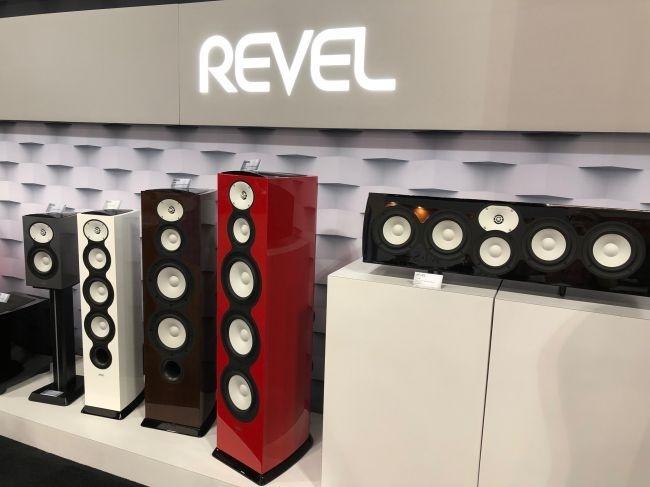 Revel và JBL ra mắt loạt loa mới dành cho hệ thống xem phim