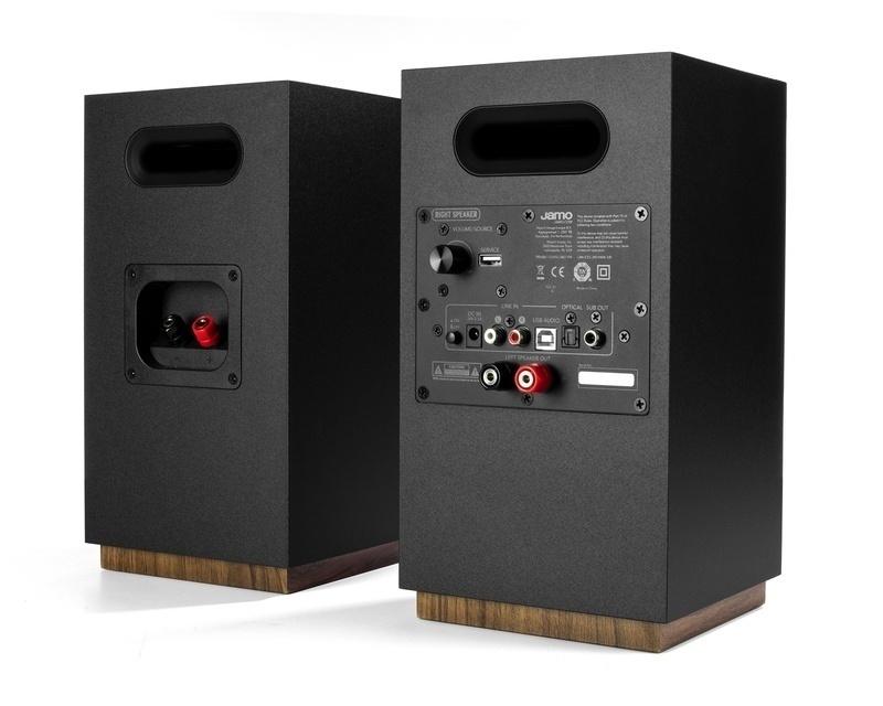 Jamo công bố bộ loa tích hợp Studio S 801 PM